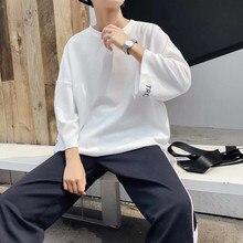 T shirt Easy Male Korea Original Clothes stranger things fitness harajuku hip hop streetwear skateboard