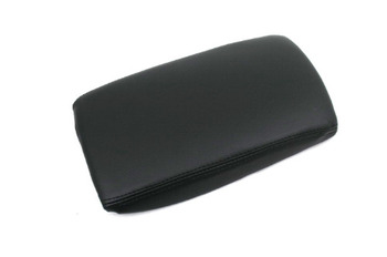 New Arrival Black Cover Center Console Armrest Lid (Black Leatherette) for A6 C6