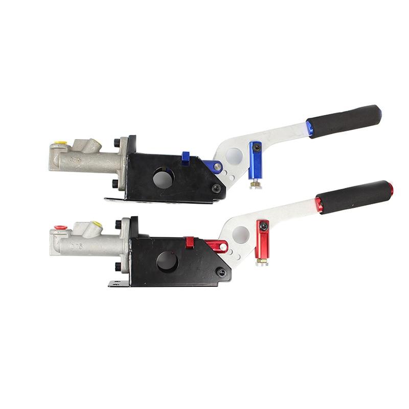 RASTP-Aluminium Hydraulische Drift Racing Handbremse E-bremse Handbremse Vertikale Horizontale Grip Special Master Zylinder RS-HB001