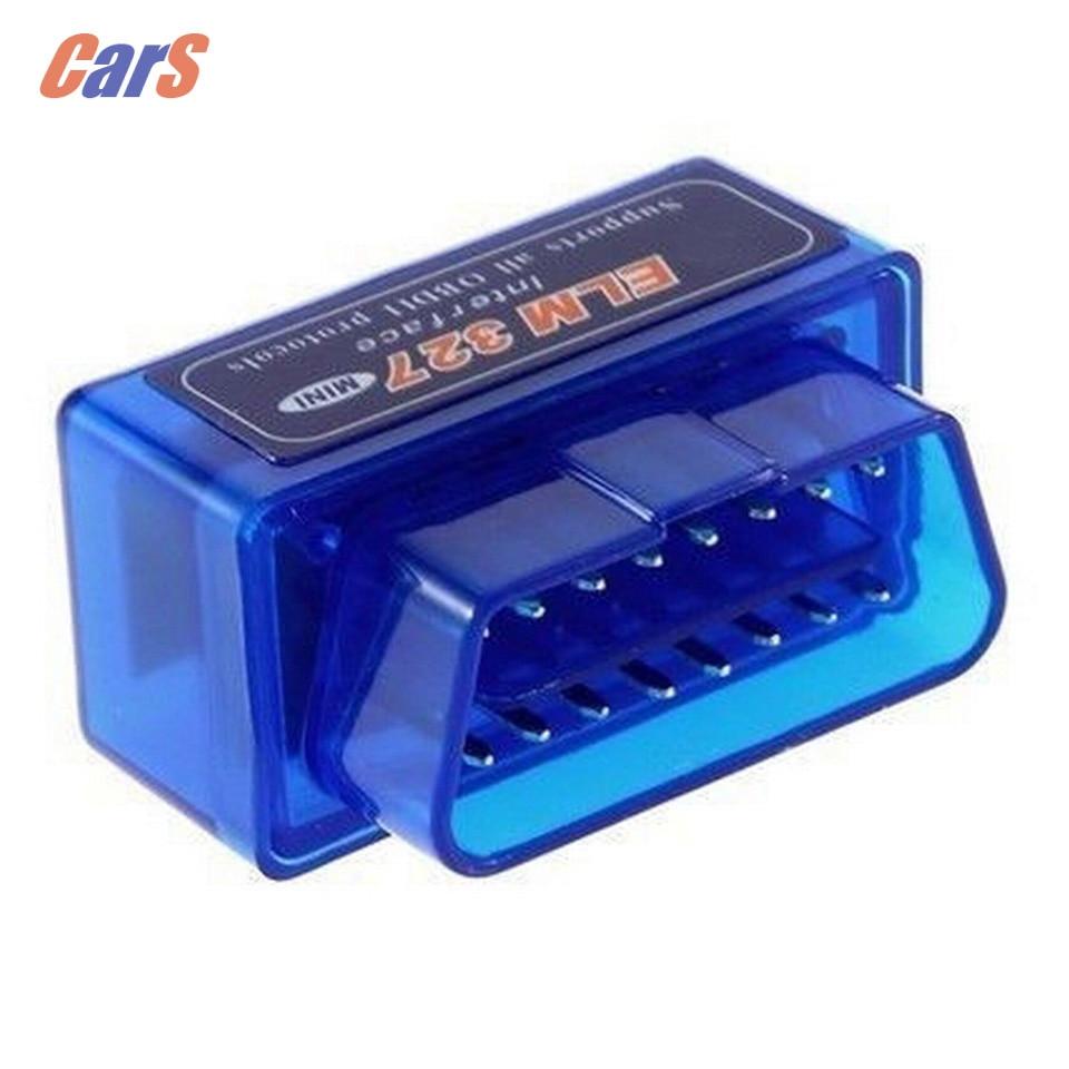 Mini ELM327 V2.1 OBD2 II Bluetooth Auto Diagnosescanner-werkzeug Mini OBD II ELM327 V2.1 Drahtlose OBD2 Scanner