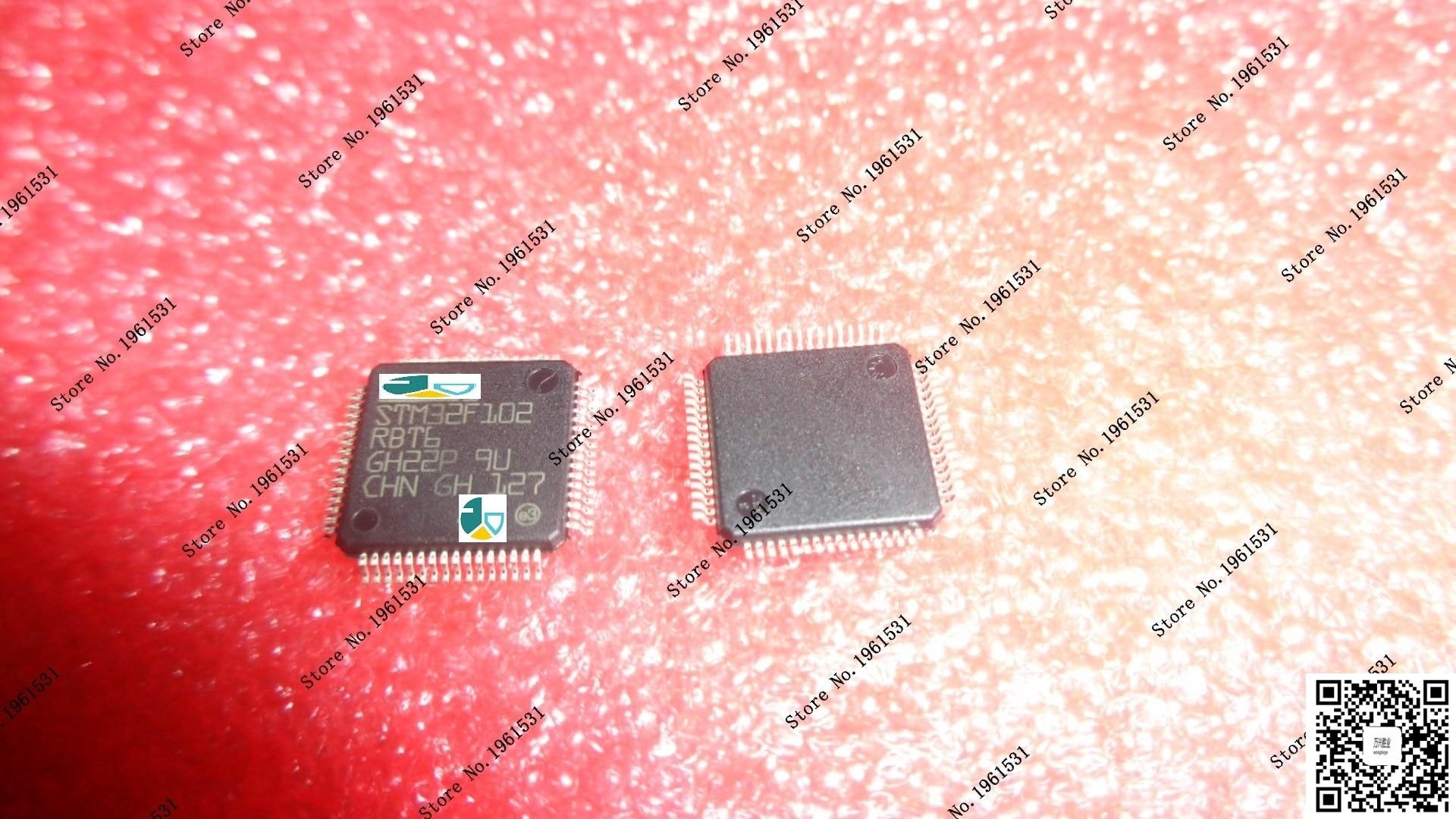 Price STM32F102RBT6