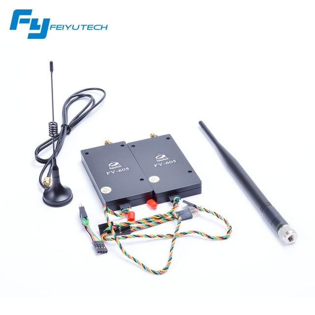 Feiyu FY-605 Data link transmission 433/915 MHZ & GCS  Long distance radio 15 km (Ground station edition)