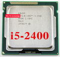 Core i5 2400 3.1GHz 6M SL00Q Quad Core Four threads desktop processors Computer CPU Socket LGA 1155 pin