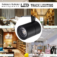 Spot Tracking Light LED Tracking Lamp Mounted Ceiling Rail Lamp LED Track Spotlights Spotlight Art Deco Ceiling Modern COB