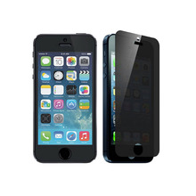 Privacy Anti Spy Tempered Glass Screen Protector Shield Protective Guard Film for IPhone 4 4s 5