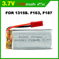 100% new Brand 700MAH 3.7V 25C Lipo Battery for SkyHawkeye 1315S F163 F187 JXD 509G