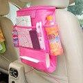 Accesorios del coche del asiento portátil ipad organizador colgante bolsas de buggy cochecito cochecito de bebe bebé cesta de almacenamiento de aislamiento bolsas momia