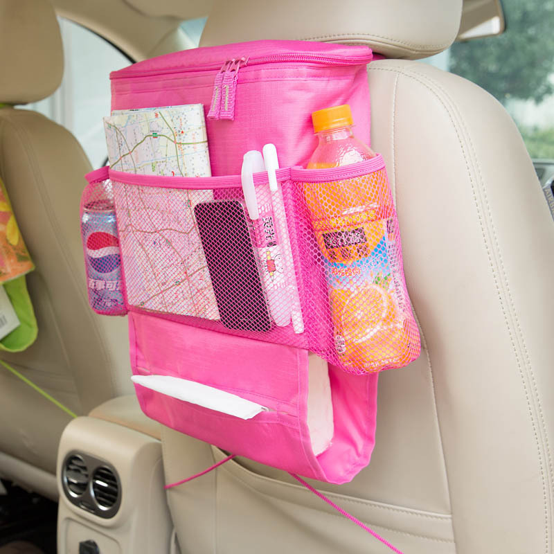 Portable Car Accessories Seat Ipad Hanging Organizer font b Bags b font Bebe Carriage Pram Buggy