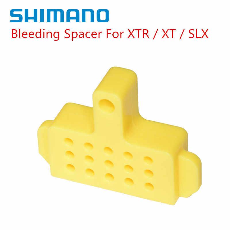 Shimano Disc Brake Bleeding Block//Spacer For Saint /& Zee 4-Piston M820 M810 M640