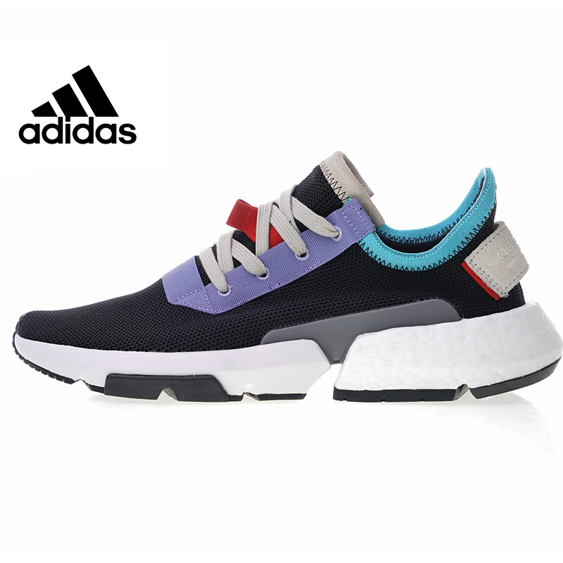 Adidas Originals POD-S3.1 Boost Men and Women Running Shoes New Outdoor Sports Shoes Shock Absorption Breathable B37452 B37365 adidas originals p o d men s and women s running shoes grey