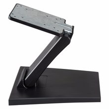 Adjustable LCD TV Stand Folding Metal Monitor Desk Stand With VESA Hole 75x75mm&100x100mm(China)