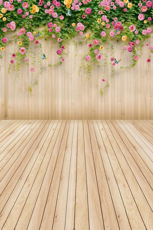 Photography backdrops 300200cm1065ft wall background pale photography backdrops 300200cm1065ft wall background pale yellow flowers butterfly easter photography backdrops in background from consumer electronics mightylinksfo
