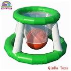 ✔  Up1.5mDown1.2m диаметр 1 5 м высота водные развлечения спорт  0 9 мм ПВХ надувные баскетбольные коль ✔