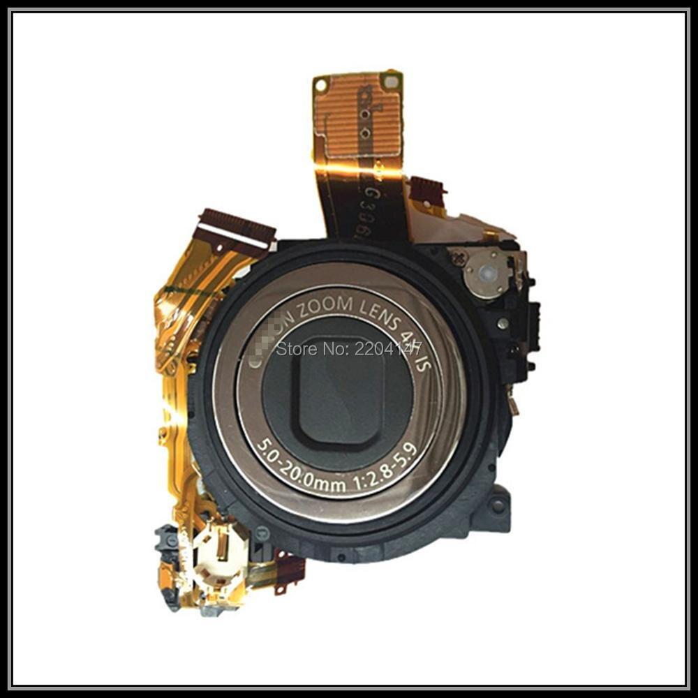 99% nuevo lente zoom digital original Accesorios para Canon ixus115 ixus117 HS pc1588 elph100 ixy210 IXUS 115 lente