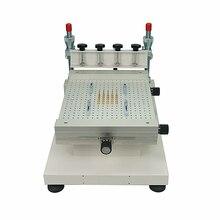 Печатная машина для шелкографии, высокоточный принтер для шелкографии с двухсторонней печатной платой, 2019