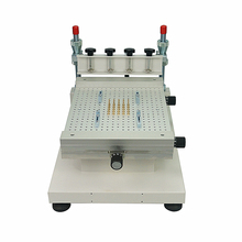 2019 لحام لصق طابعة بالشاشة الحريرية آلة طباعة عالية الدقة SMT طباعة الشاشة واحدة على الوجهين لوحة دوائر كهربائية لصق