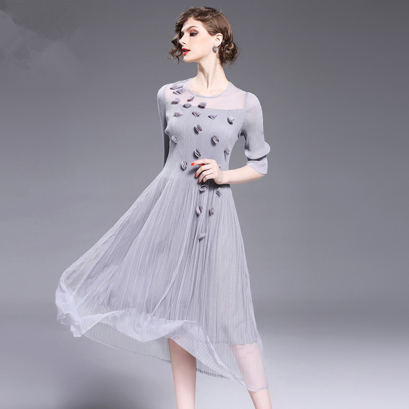 Higth quality Summer Maternity Dresses Chiffon Bohemian Dress Clothes For Pregnant Women 2017 Maternidade Pregnancy Clothing 2016 summer new maternity clothes for the pregnant women 100% cotton fashion maternity dress doll dress big size gravida clothes