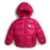 2-7a varejo novas crianças outerwear inverno casaco casacos roupas meninas hello kitty dos desenhos animados do bebê crianças natal roupas traje