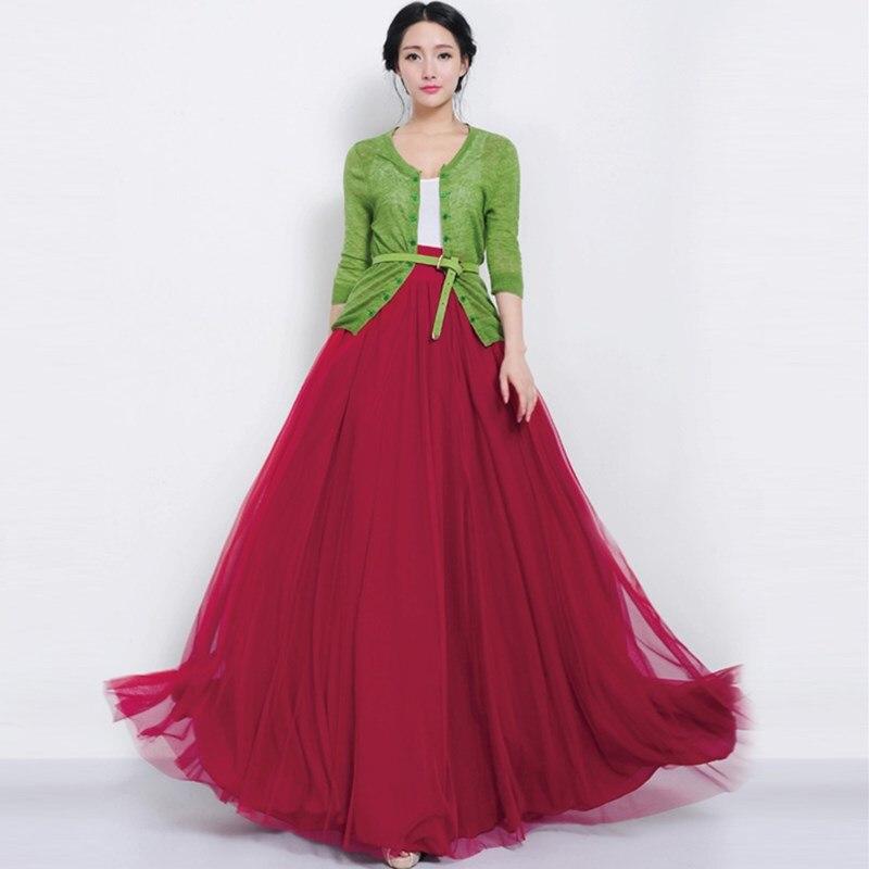 Online Get Cheap Pleated Maxi Skirt -Aliexpress.com | Alibaba Group