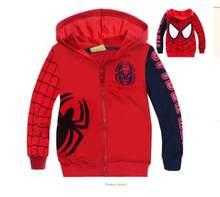 aae559ee73bd Spiderman Coat Kids Promotion-Shop for Promotional Spiderman Coat ...