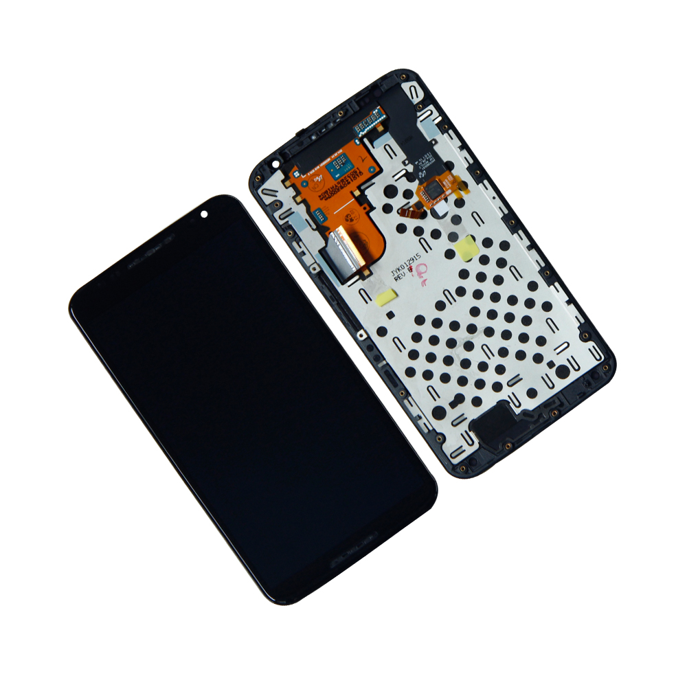 LCD Display For Motorola Nexus 6 XT1103 XT1100 LCD Display Touch Screen Digitizer Assembly With Frame Repair PartsLCD Display For Motorola Nexus 6 XT1103 XT1100 LCD Display Touch Screen Digitizer Assembly With Frame Repair Parts
