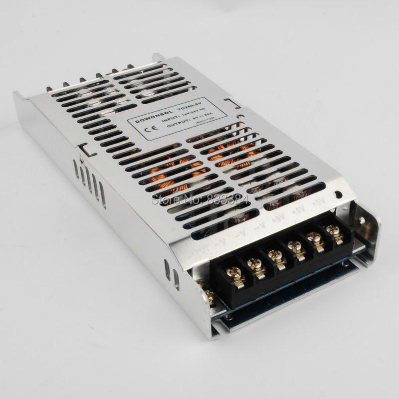 Convertisseur de DC-DC 12 V/24 V (8 V-40 V) abaisseur à 5 V 50A 250 W dc à dc convertisseur module