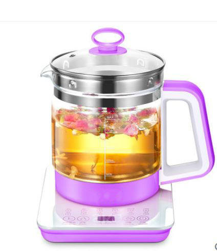 glass kettle is insulated Electric 304 stainless steel electric for cooking tea pot electric lunch box double layer stainless steel liner cooking lunch boxes multifunction plug in lunch box steamed rice steamer