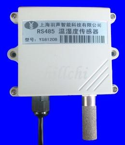 Image 2 - MODBUS RS485 temperature and humidity transmitter temperature and humidity sensor temperature hygrometer SHT10 SHT15