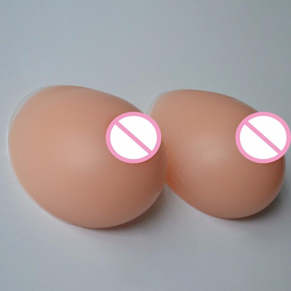 1000g / par obrazcev silikonskih prsi barva kože lažno umetno - Zdravstvena nega