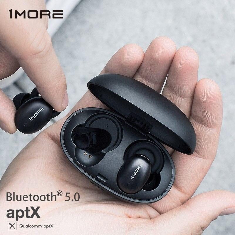 1More E1026BT Stylish True Wireless TWS Earphones Bluetooth 5 0 In Ear E1026BT I Bean Headset