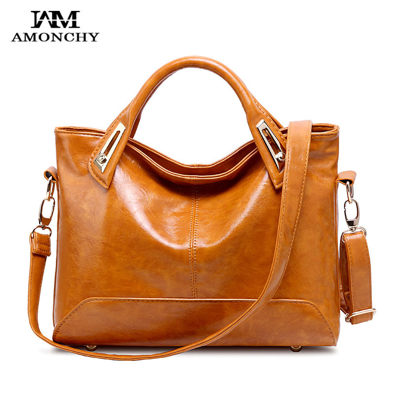 Brand Retro Women Leather Handbags Fashion Ladies Daily Tote Bags European And American Style Women Shoulder Bag Handle Bags T13 2016 new fashion style european fashion leather handbags brand design women ladies messenger bags tide for work bh1363
