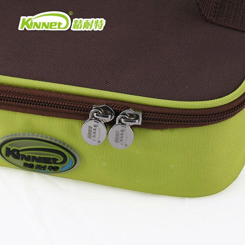 kinnet crianças bolsa do almoço Lining : Aluminium Foil