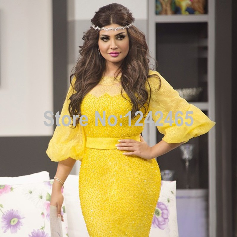 Online Buy Wholesale yellow party dresses from China yellow party ...