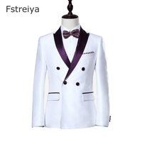 Custom made Men double breasted slim fit suit coustume homme mens clothing customized men wedding suits tailored groom clothes
