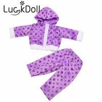 5 Fashion Sportswear Fit 18 Inch 43 Cm Baby Born Zapf Children Best Birthday Gift Only