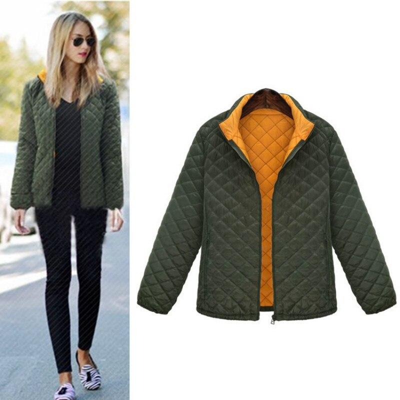Online Shop Winter Coats Women Jackets plus size Cotton Padded ...