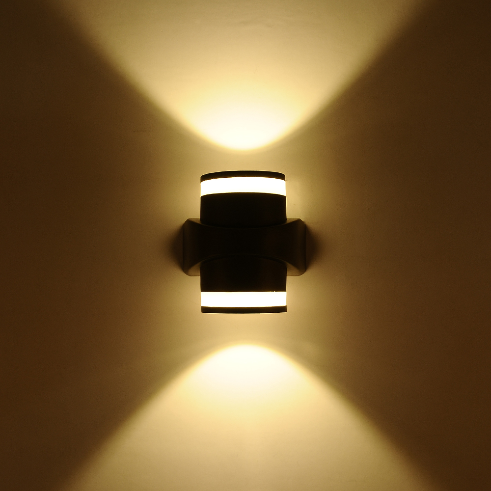 Buy up down light outdoor wall light home outdoor led lamps for wall lamp - Exterior led lights for homes ...