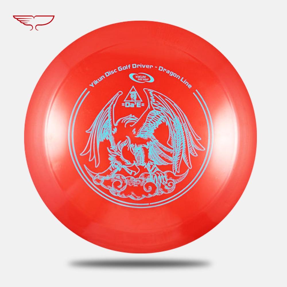 Profesionální Yikun Disc Golf řidič Dragon Line Red Doprava - Vodní sporty