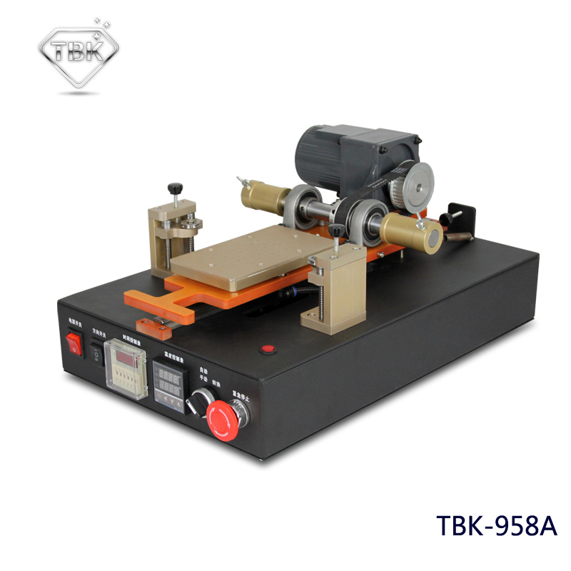 TBK-958A Newest High Quality Suction Automatic LCD separator machine for iPad Tablet Phone LCD Refurbishment