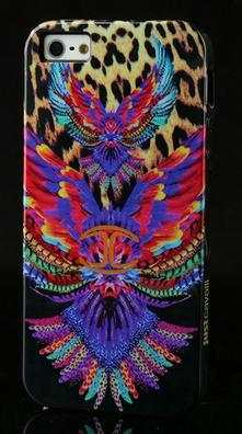 iPhone 5 5G 5S 4 4S JustCavalli Leopard