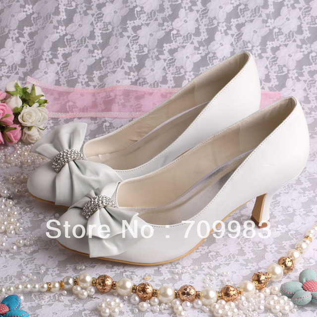 (12 Colors)Magic Bride Ladies Fashion Party Wear Shoes China Off White  Bridesmaid Pumps Dropshipping 995ebb9688ab