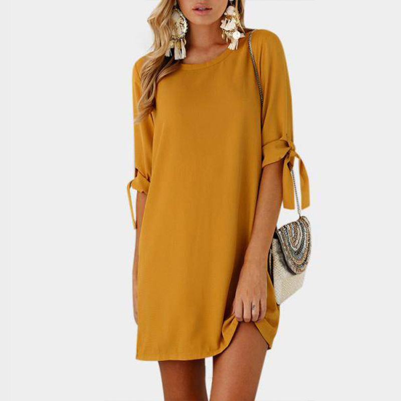 Brown Orange BNWT M/&Co Top 3//4 Sleeve Casual Size L UK16