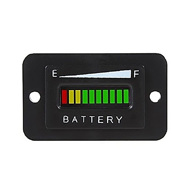 9v Low Battery Indicator Circuit