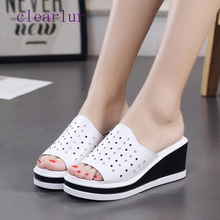 Womens sandals hollow Roman shoes fashion summer womens sommer schuhe damen C0204