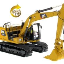 DM 1:50 гусеница Cat 323 гидравлический экскаватор машинное оборудование 85571 литая модель для сбора, украшения