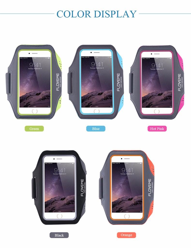Universal 5.5 Inch Armband Case For Iphone Samsung LG HTC XIAOMIREDMI (10)