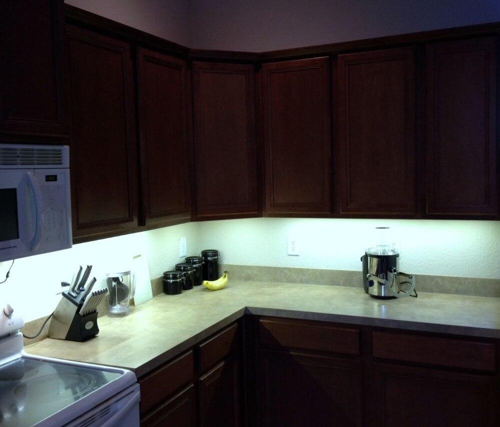 30cm 50cm 3w/5w Aluminum Kitchen Light 12v Slim lamps Hard Wired Led ...