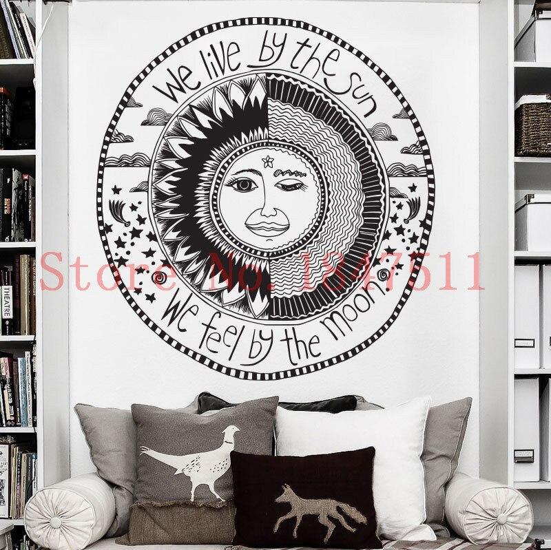 Sun And Moon Art Celestial Home Decor Artisticcreationsbyrose Sculpture On Artfire