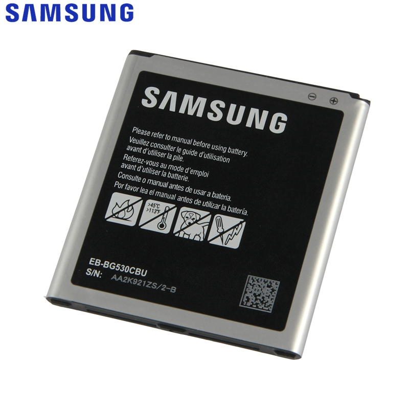 Bateria Original Para Samsung Galaxy Grande Prime J3 2016 G530 G530F G5308W G531 J5 2015 G530H EB-BG530BBC EB-BG530CBE EB-BG531BBE