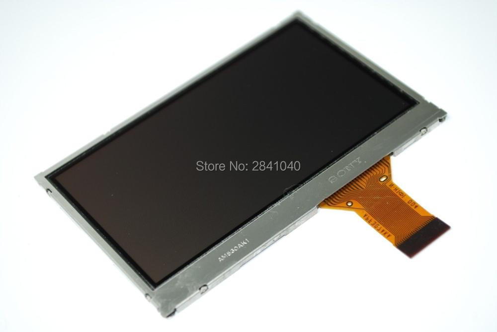 NEW LCD Display Screen For SONY HDR-FX7E FX7E FX7 HVR-V1C V1C V1 C Video Camera Repair Part NO Backlight sony hdr az1vr
